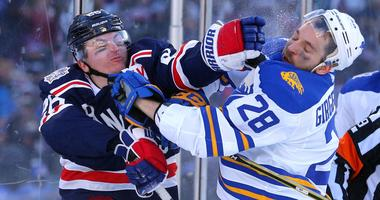 Sabres' Vesey is looking forward to playing for Buffalo