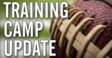 WGR's Training Camp Update
