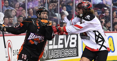 Buffalo falls to Calgary in the NLL Cup