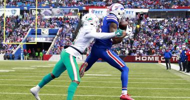 Bills' Foster learned a lot from an up and down rookie season