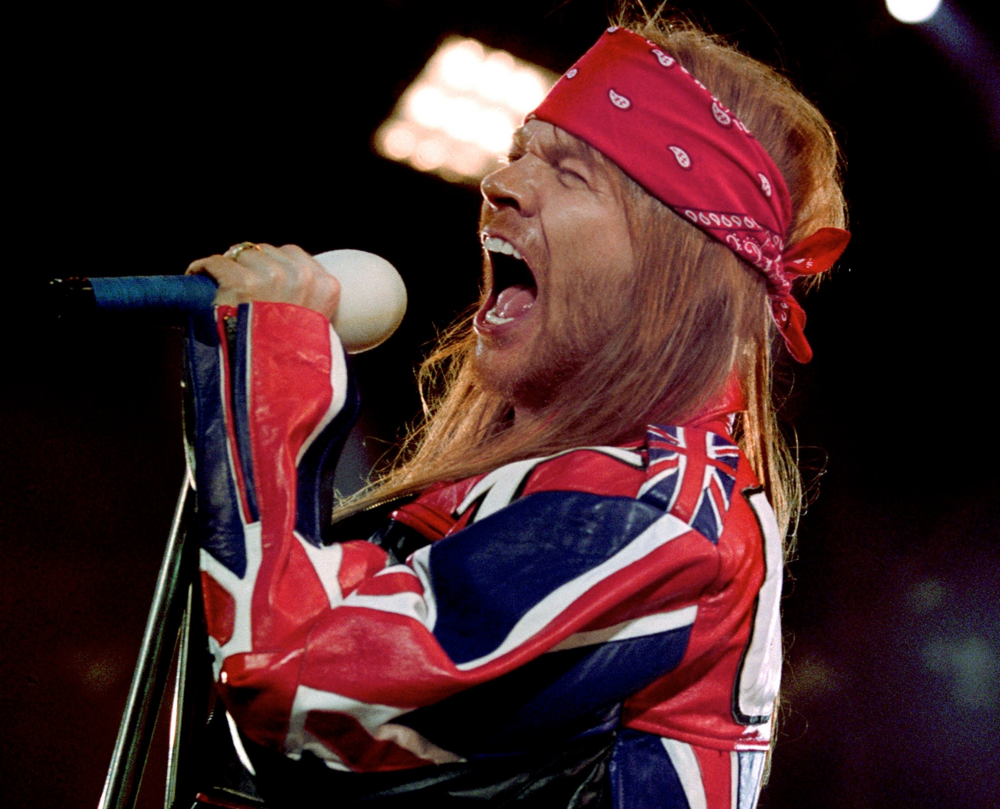See the Best Photos of Rock Legend Axl Rose   WIAD-FM