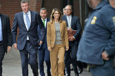 Lori Loughlin's Hallmark show is renewed amid college admissions scandal.