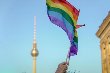 A BB gun halts festivities at D.C. Capital Pride Parade.