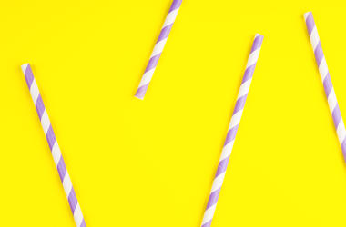McDonalds is struggling to recycle its paper straws.