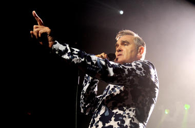 The oldest record store is banning Morrissey.