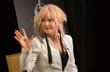 "Cindy Lauper is collaborating with Jane Lynch on Netflix show similar to ""Golden Girls""."