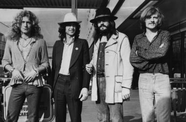 Led Zeppelin is releasing a documentary.