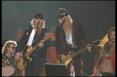 ZZ Top is starting its 50th anniversary tour this August.