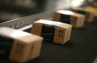 Amazon will offer free one-day shipping to Prime customers.