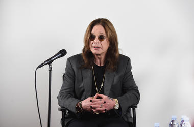 Ozzy Osbourne Postpones Tour Dates Until 2020.
