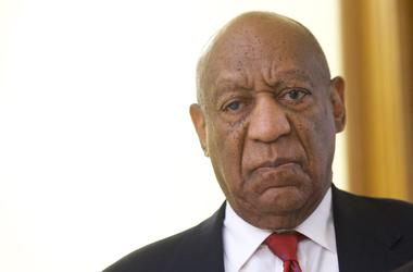 Bill Cosby is photographed at Montgomery County Courthouse during his sexual assault retrial.