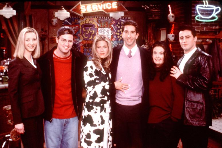 """Friends"" will not see a television revival."