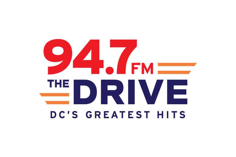 94.7 The Drive Logo