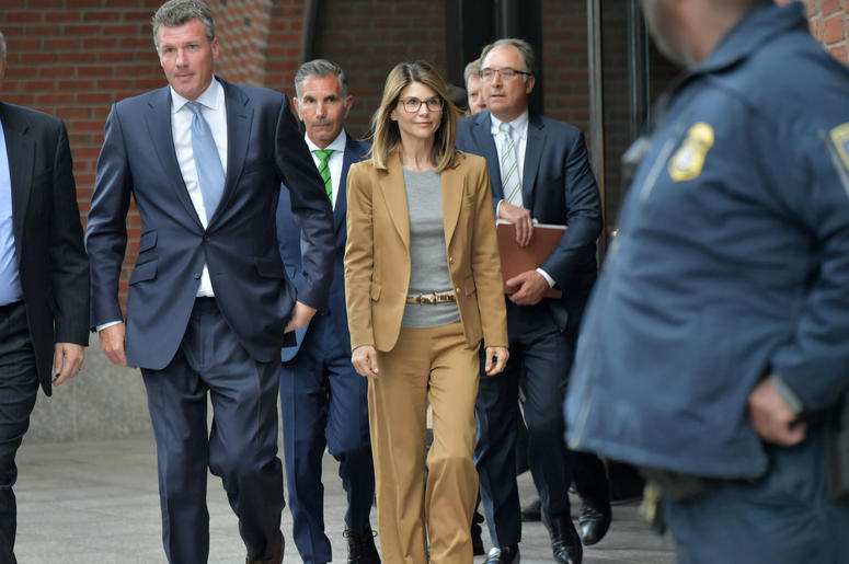 Lifetime is set to create a college admissions scandal movie.