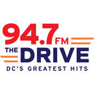 94.7 The Drive Logo