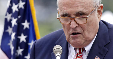 Giuliani associates arrested trying to leave US