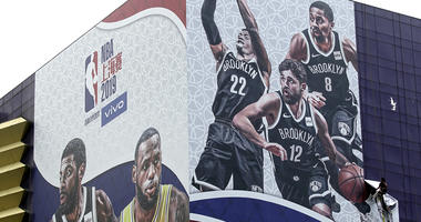 NBA decides to remain silent for rest of China trip