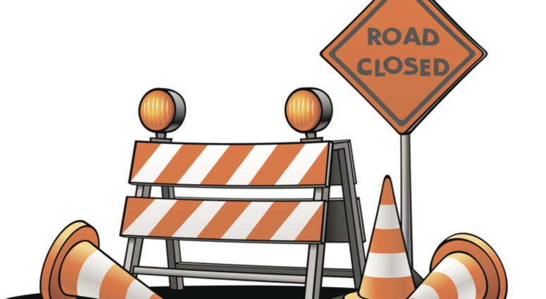 I 81 North Drinker Street Exit Closed for a Month