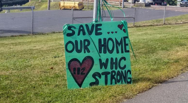 The Fight Continues to Save White Haven Center