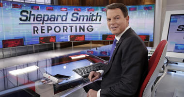 Shepard Smith OUT at Fox News!