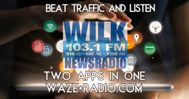 Waze + RADIO.COM = Awesome