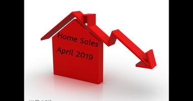 Home Sales April 2019