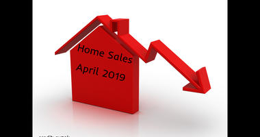 Home Sales April 2019