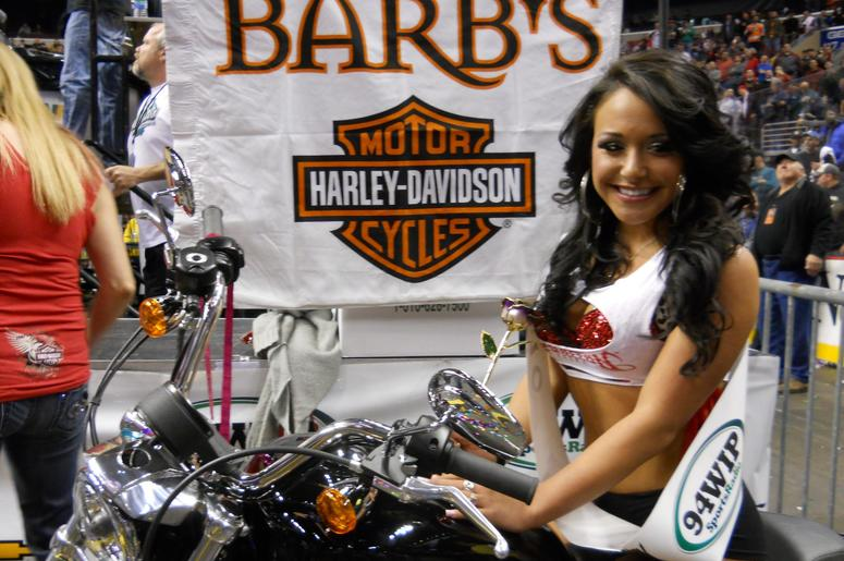 Wingette of the year - Wing Bowl 21