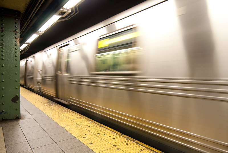 2 people struck by subway trains within a few hours on lines