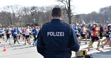Berlin Half Marathon Attack Plot