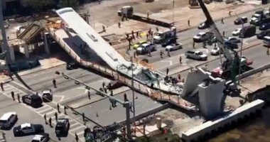FIU-Sweetwater Bridge Collapse, Miami