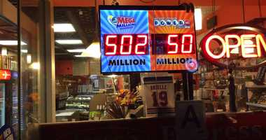 There hasn't been a Mega Millions winner since January, and the jackpot has climbed to $502-million.