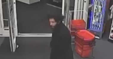 Police are looking for a man who stabbed and slashed a stranger in Greenwich Village.