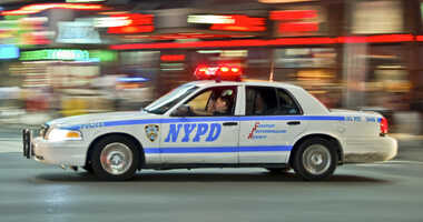 NYPD Car