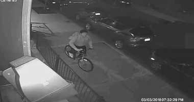 Queens Robbery Suspect