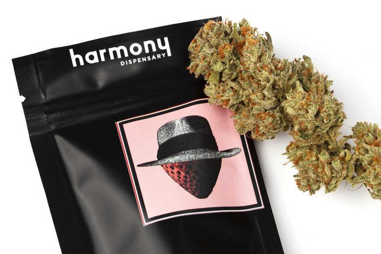 Strawberry OG Harmony Dispensary