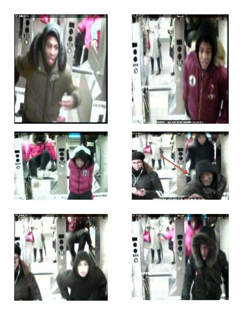 Newsstand suspects