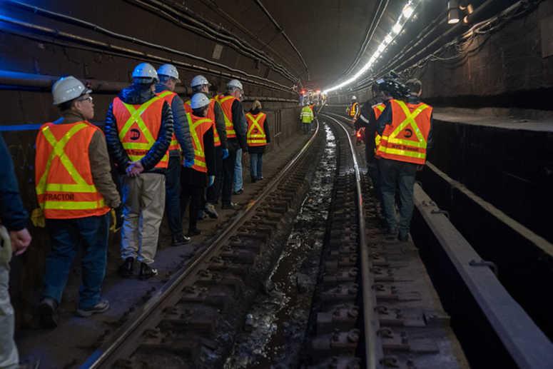 Canarsie Tunnel