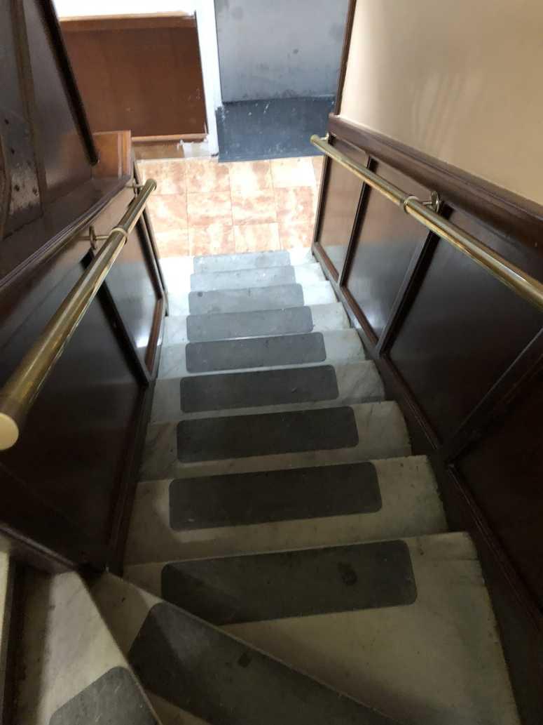 Park Savoy staircase