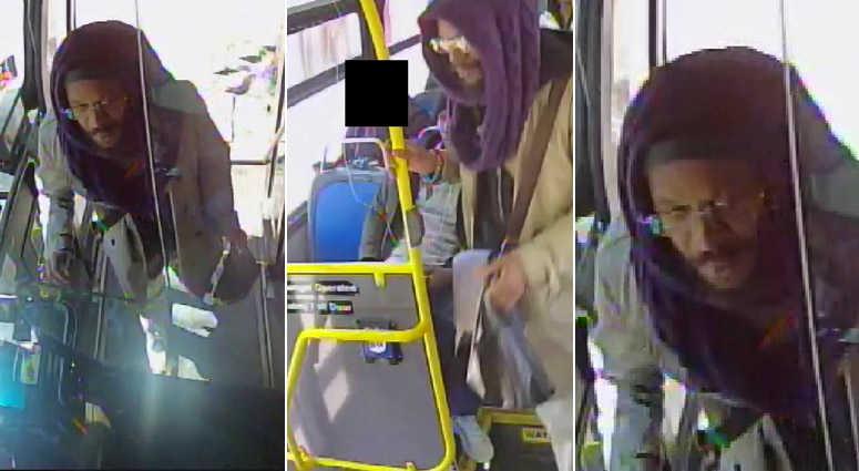 Queens Bus Groping Suspect