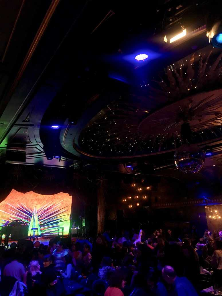 Sony Hall plays host to the Broadway Princess Party.