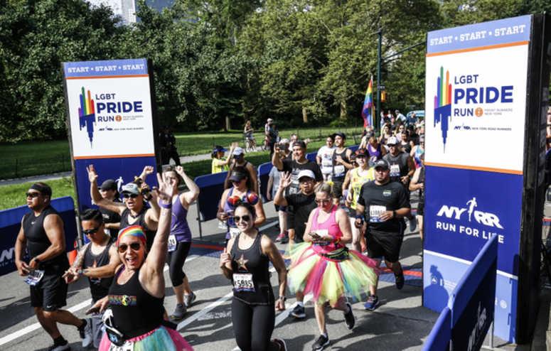 2019 Pride Run