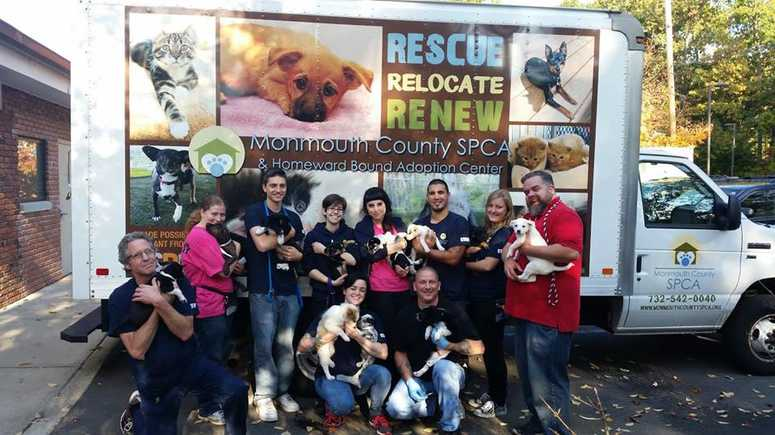 Monmouth County SPCA holds 25th anniversary dog walk & pet