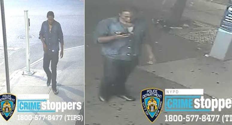 New photos attempted rape suspect