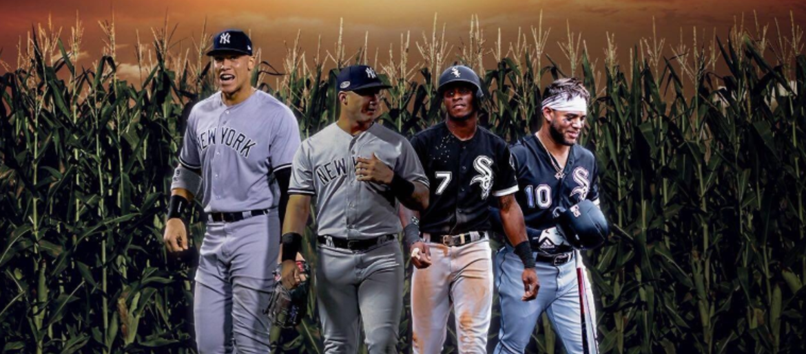 Yankees, White Sox to play at 'Field of Dreams' site August 2020