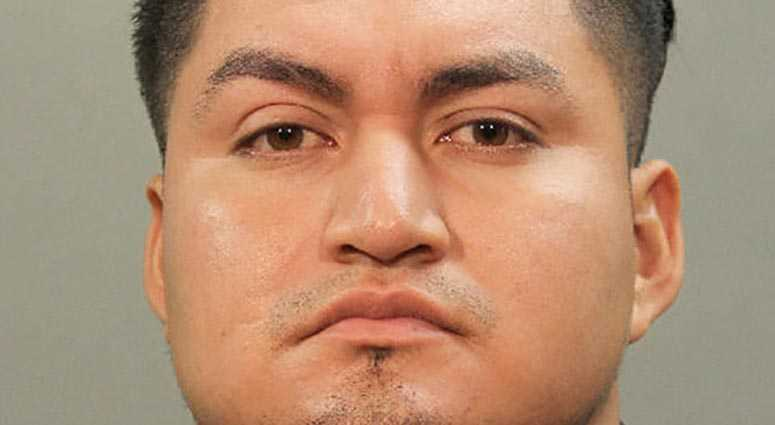 Ever Martinez Reyes Rape Suspect