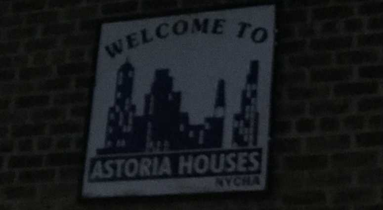 The Astoria houses.