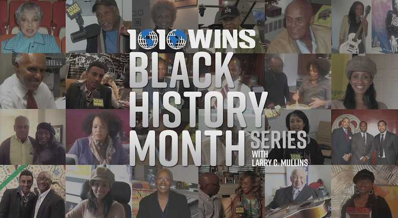 1010 WINS Black History Month Series