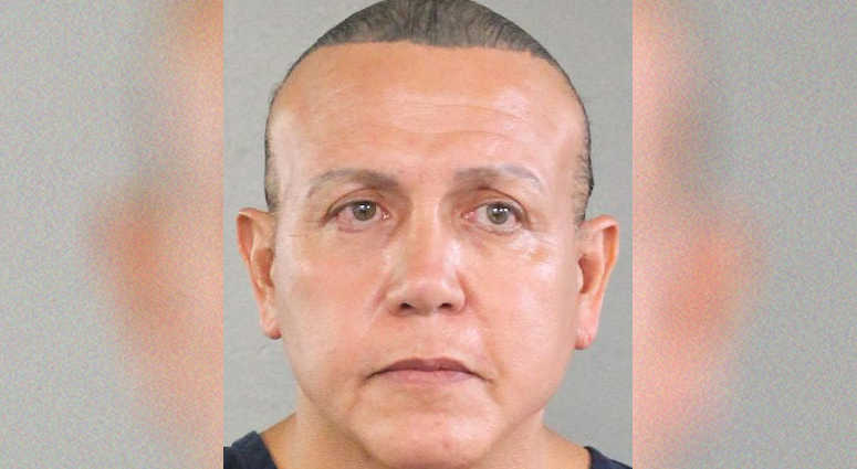Sources say Cesar Sayoc has been arrested in connection with a series of package bombs.