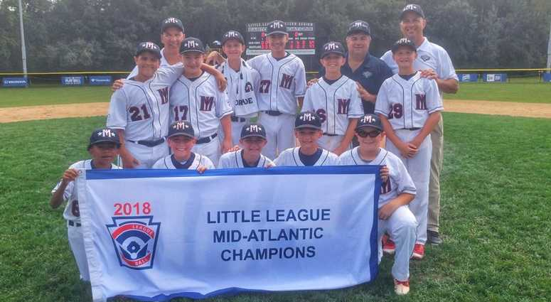 Staten Island's little league baseball team advances to